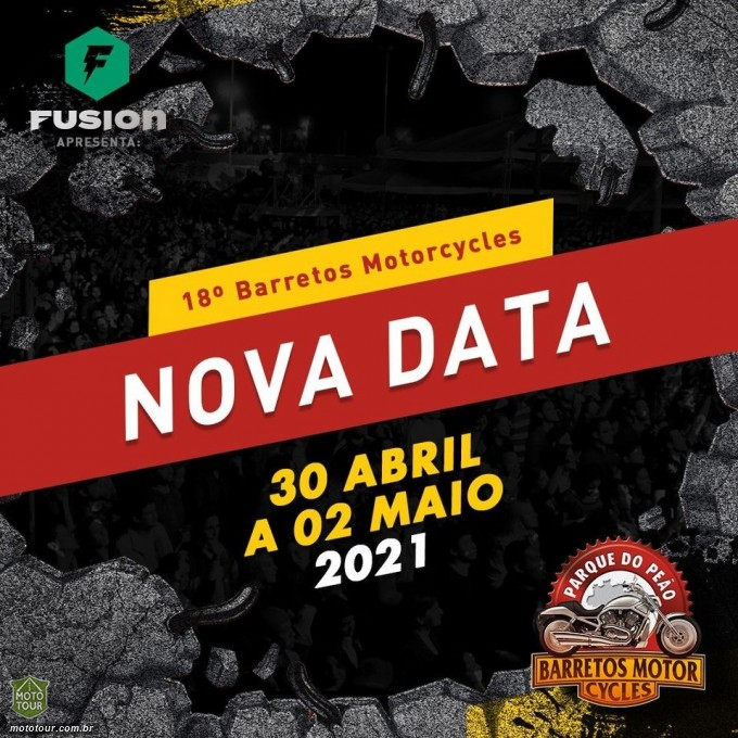 18° Barretos Motorcycles 2021
